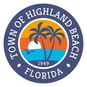 Town Of HIghland Beach Logo
